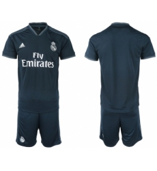 2018-19 Real Madrid Away Soccer Jersey