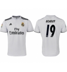 2018-19 Real Madrid Black Goalkeeper Soccer Jersey