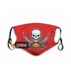 Tampa Bay Buccaneers Mask-0044