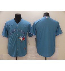 Men's Nike Toronto Blue Jays Blank Blue Jersey