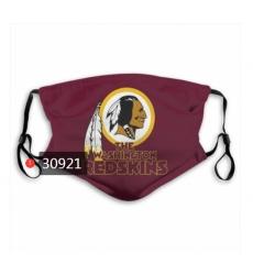 Washington Redskins Mask-0017