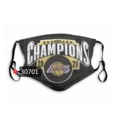 NBA Los Angeles Lakers Mask-038
