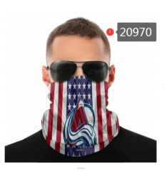 NHL Fashion Headwear Face Scarf Mask-163