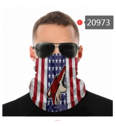 NHL Fashion Headwear Face Scarf Mask-166