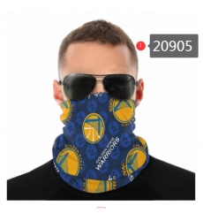 NBA Fashion Headwear Face Scarf Mask-304