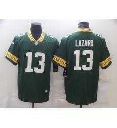 Men's Green Bay Packers #13 Allen Lazard Nike Green Limited Jersey