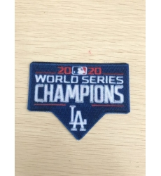 2020 World Series Champions Patch
