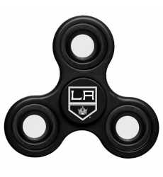 NHL Los Angeles Kings 3 Way Fidget Spinner C120 - Black