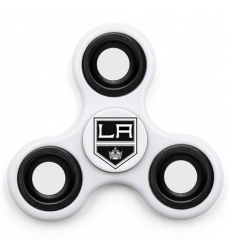 NHL Los Angeles Kings 3 Way Fidget Spinner I120 - White