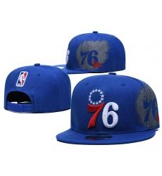 NBA Philadelphia 76ers Hats 003
