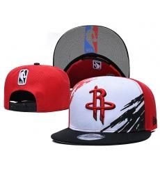 NBA Houston Rockets Hats 004