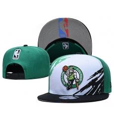NBA Boston Celtics Hats 006