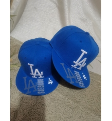 MLB Los Angeles Dodgers Hats 012