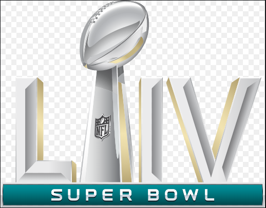 Super Bowl LIV Patch
